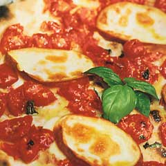 Scamorza Pizza