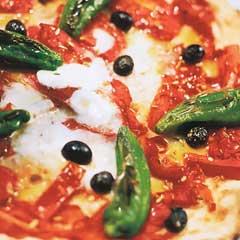 Sweet Pepper Pizza