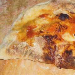 Neapolitan stuffed Pizza